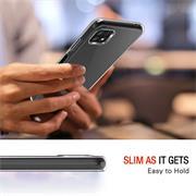 Schutzhülle für Samsung Galaxy A22 5G Hülle Transparent Slim Cover Clear Case