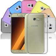 Schutzhülle für Samsung Galaxy A3 2017 A320 Hülle Silikon Backcover Ultra-Clear Case im transparenten Design