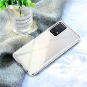 Schutzhülle für Samsung Galaxy A72 5G Hülle Transparent Slim Cover Clear Case