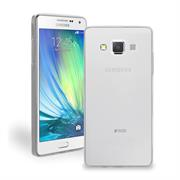 Schutzhülle für Samsung Galaxy A7 Hülle Silikon Backcover Ultra-Clear Case im transparenten Design