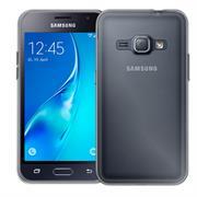 Transparente Schutzhülle für Samsung Galaxy J1 2016 Backcover Hülle