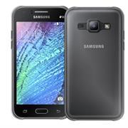 Schutzhülle für Samsung Galaxy J1 Hülle Silikon Backcover Ultra-Clear Case im transparenten Design