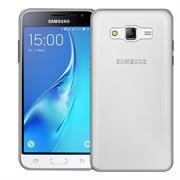 Transparente Schutzhülle für Samsung Galaxy J3 2016 Backcover Hülle