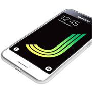 Schutzhülle für Samsung Galaxy J7 2016 Hülle Transparent Slim Cover Clear Case