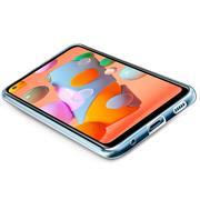 Schutzhülle für Samsung Galaxy M11 Hülle Transparent Slim Cover Clear Case