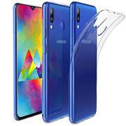 Transparente Schutzhülle für Samsung Galaxy M20 Backcover Hülle