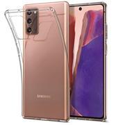 Schutzhülle für Samsung Galaxy Note 20 Hülle Transparent Slim Cover Clear Case