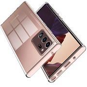 Schutzhülle für Samsung Galaxy Note 20 Ultra Hülle Transparent Slim Cover Clear Case