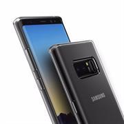 Transparente Schutzhülle für Samsung Galaxy Note 8 Backcover Hülle