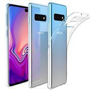 Transparente Schutzhülle für Samsung Galaxy S10 Backcover Hülle