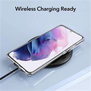 Schutzhülle für Samsung Galaxy S21 Plus Hülle Transparent Slim Cover Clear Case