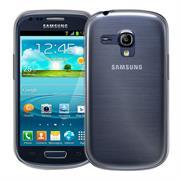 Transparente Schutzhülle für Samsung Galaxy S3 Mini Backcover Hülle