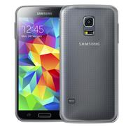 Schutzhülle für Samsung Galaxy S5 Mini Hülle Transparent Slim Cover Clear Case
