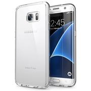 Schutzhülle für Samsung Galaxy S7 Edge Hülle Transparent Slim Cover Clear Case
