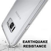 Schutzhülle für Samsung Galaxy S8 Plus Hülle Transparent Slim Cover Clear Case