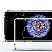 Schutzhülle für Samsung Galaxy S9 Hülle Transparent Slim Cover Clear Case