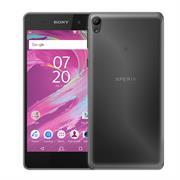 Transparente Schutzhülle für Sony Xperia E5 Backcover Ultra-Clear Case