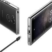 Transparente Schutzhülle für Sony Xperia L2 Backcover Ultra-Clear Case