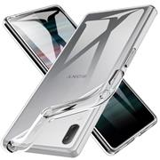 Schutzhülle für Sony Xperia L3 Hülle Transparent Slim Cover Clear Case