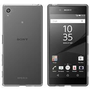 Schutzhülle für Sony Xperia M4 Aqua Hülle Transparent Slim Cover Clear Case