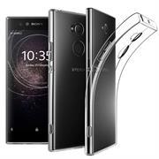 Schutzhülle für Sony Xperia XA2 Ultra Hülle Silikon Backcover Ultra-Clear Case im transparenten Design