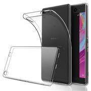 Schutzhülle für Sony Xperia XA Ultra Hülle Silikon Backcover Ultra-Clear Case im transparenten Design