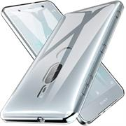 Schutzhülle für Sony Xperia XZ2 Premium Hülle Silikon Backcover Ultra-Clear Case im transparenten Design