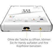 Schutzhülle für Sony Xperia Z1 Compact Backcover Handy Hülle