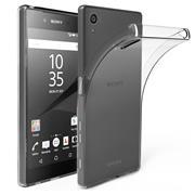 Transparente Schutzhülle für Sony Xperia Z1 Backcover Ultra-Clear Case