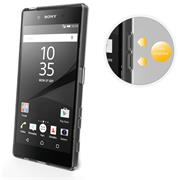 Schutzhülle für Sony Xperia Z1 Hülle Transparent Slim Cover Clear Case