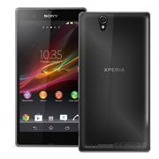 Schutzhülle für Sony Xperia Z Hülle Silikon Backcover Ultra-Clear Case im transparenten Design