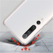 Schutzhülle für Xiaomi Mi 10 / Mi 10 Pro Hülle Transparent Slim Cover Clear Case