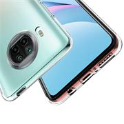 Schutzhülle für Xiaomi Mi 10T Lite Hülle Transparent Slim Cover Clear Case