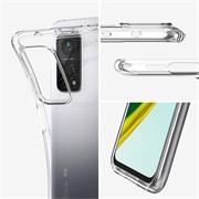 Schutzhülle für Xiaomi Mi 10T / 10T Pro Hülle Transparent Slim Cover Clear Case