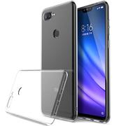 Transparente Schutzhülle für Xiaomi Mi 8 Lite Backcover Hülle