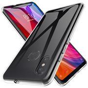 Schutzhülle für Xiaomi Mi 8 Hülle Transparent Slim Cover Clear Case