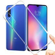 Schutzhülle für Xiaomi Mi 9 SE Hülle Transparent Slim Cover Clear Case
