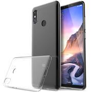 Schutzhülle für Xiaomi Mi Max 3 Hülle Transparent Slim Cover Clear Case