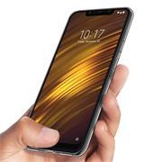 Schutzhülle für Xiaomi Pocophone F1 Hülle Transparent Slim Cover Clear Case