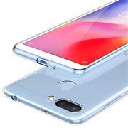 Transparente Schutzhülle für Xiaomi Redmi 6 Backcover Hülle