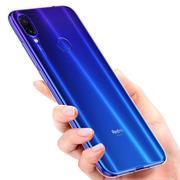 Schutzhülle für Xiaomi Redmi Note 7 Hülle Transparent Slim Cover Clear Case