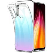 Schutzhülle für Xiaomi Redmi Note 8 Hülle Transparent Slim Cover Clear Case