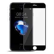 3D Curved Fullscreen Glasfolie für Apple iPhone 7 Schutzfolie gewölbt Glas Folie