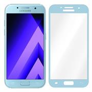 3D Curved Fullscreen Glasfolie für Samsung Galaxy A3 2017 Schutzfolie gewölbt Glas Folie