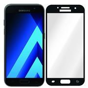 3D Curved Fullscreen Glasfolie für Samsung Galaxy A5 2017 Schutzfolie gewölbt Glas Folie