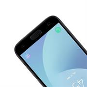 3D Curved Fullscreen Glasfolie für Samsung Galaxy J7 2017 Schutzfolie gewölbt Glas Folie
