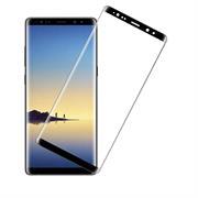3D Curved Fullscreen Glasfolie für Samsung Galaxy Note 8 Schutzfolie gewölbt Glas Folie