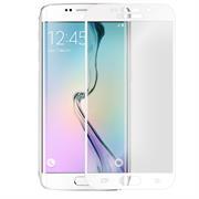 3D Curved Fullscreen Glasfolie für Samsung Galaxy S6 Edge+ Schutzfolie gewölbt Glas Folie