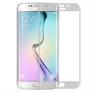 3D Curved Fullscreen Glasfolie für Samsung Galaxy S6 Edge Schutzfolie gewölbt Glas Folie