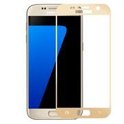 3D Curved Fullscreen Glasfolie für Samsung Galaxy S7 Schutzfolie gewölbt Glas Folie